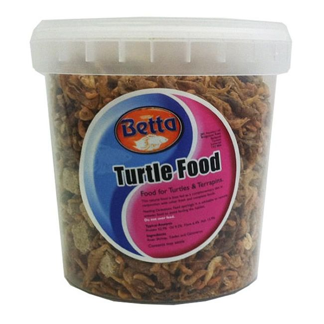 Betta Turtle & Terrapin Food- 3 Sizes