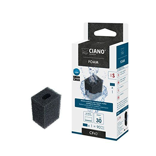 Ciano Filter Media - Foam CF20 / CF40  Small