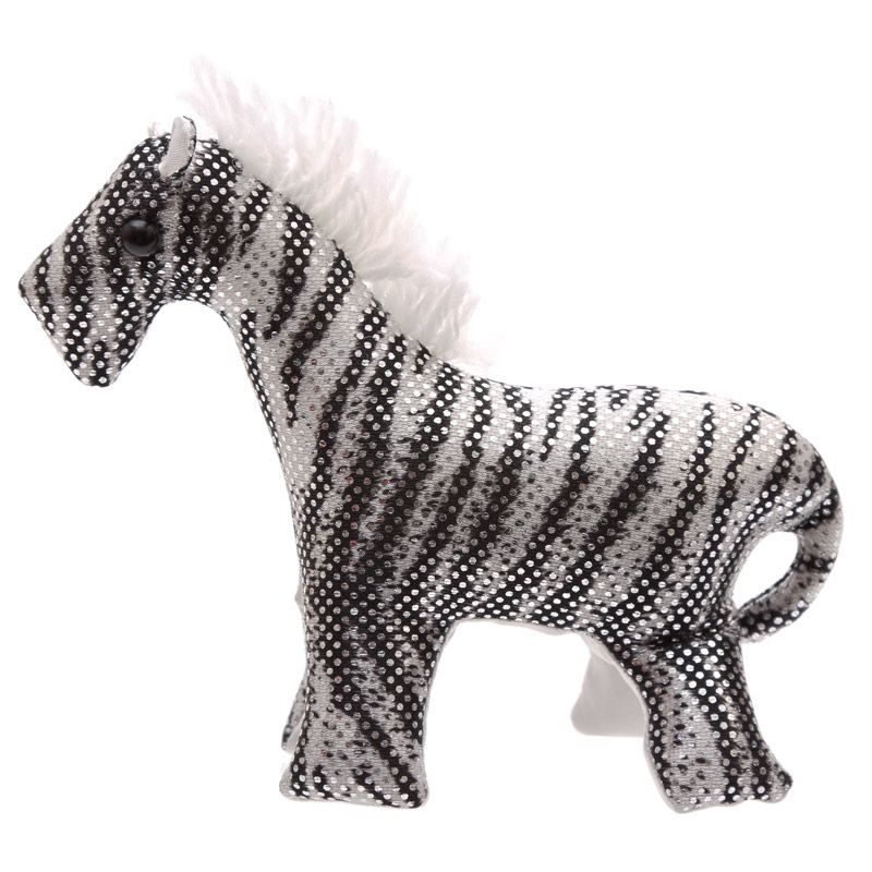 ZEBRA Sand Animal Decorative Paperweight