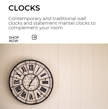 Home and Garden Clocks